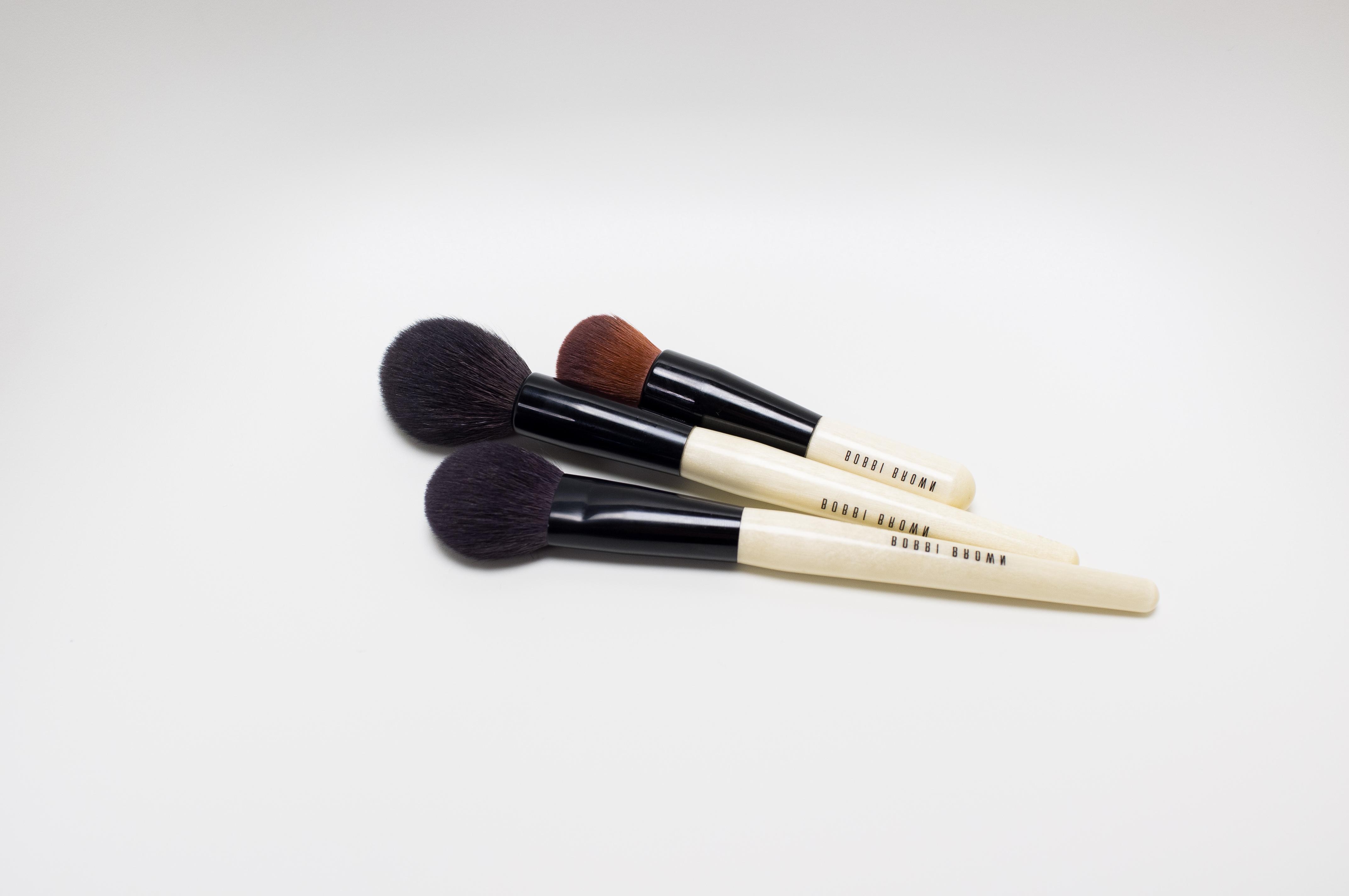 brown make up